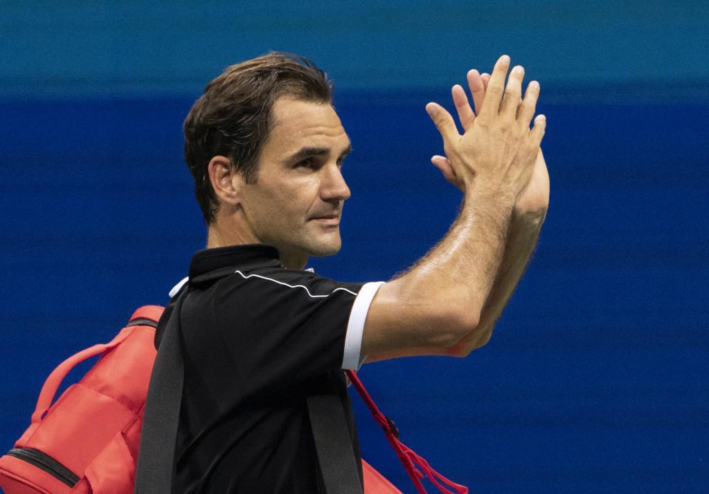 Federer, Paris Masters