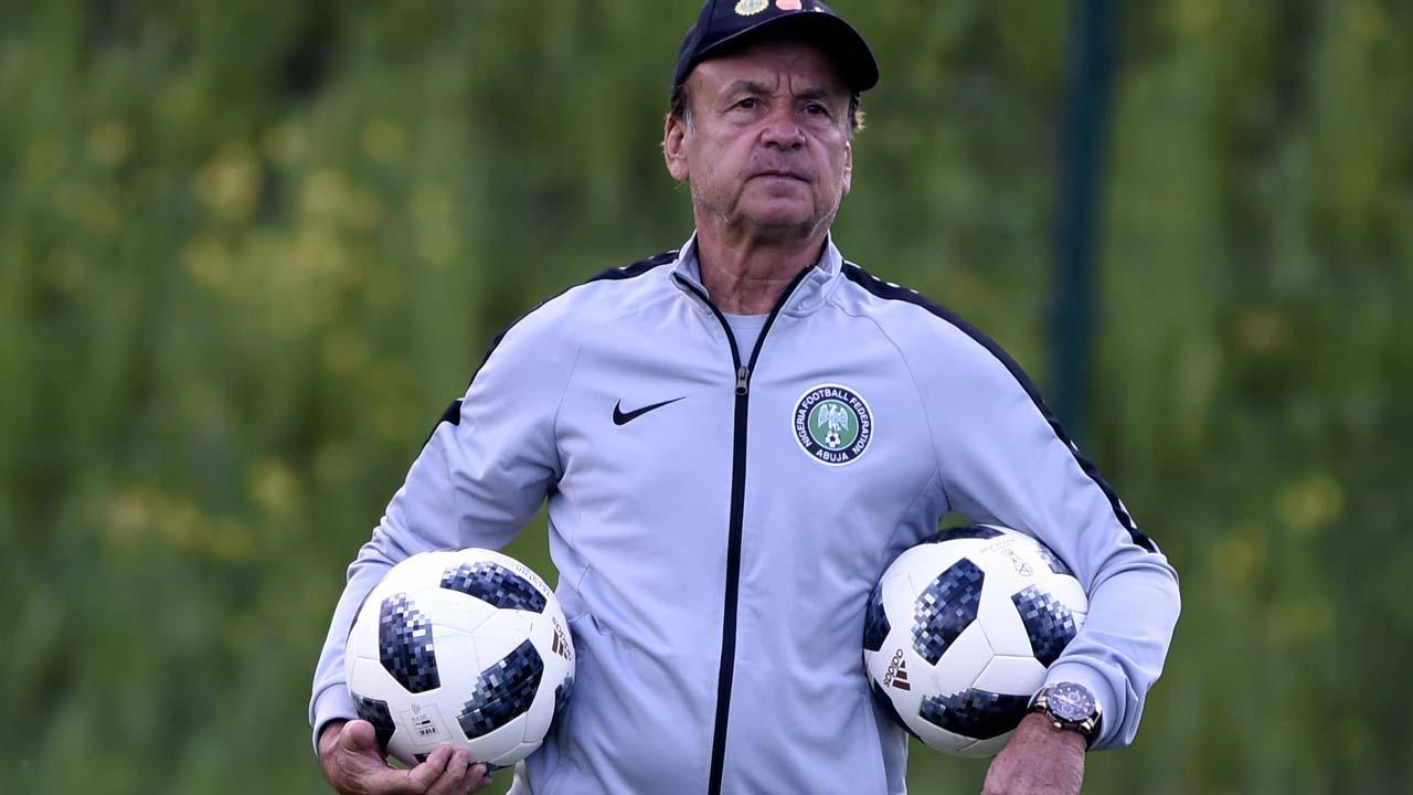 Gernot Rohr releases 23-man squad for Brazil friendly