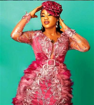 You can't replace a dad no matter what — Toyin Lawani to single mums