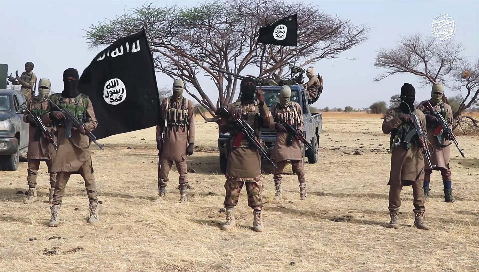 ISWAP fighters ambush military convoy, kill 7 soldiers in Borno