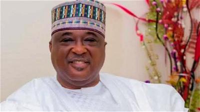 The Deputy Governor of Kwara, Mr Kayode Alabi,