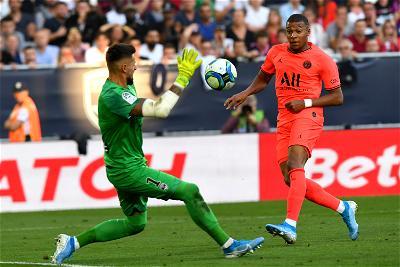 Kylian Mbappe, Cristiano Ronaldo