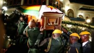 Family Wins Tussle: Mugabe to be buried in home town