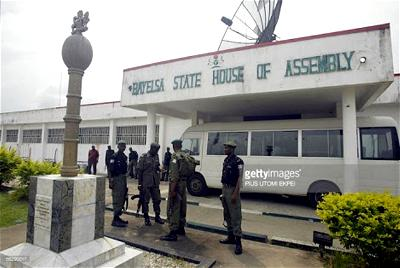 COVID-19: Bayelsa Assembly shuts down for two weeks