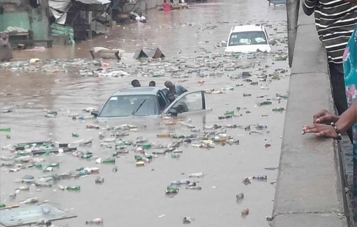 Flood ravages Isoko, Patani communities, as Patani IDP camp bubbles