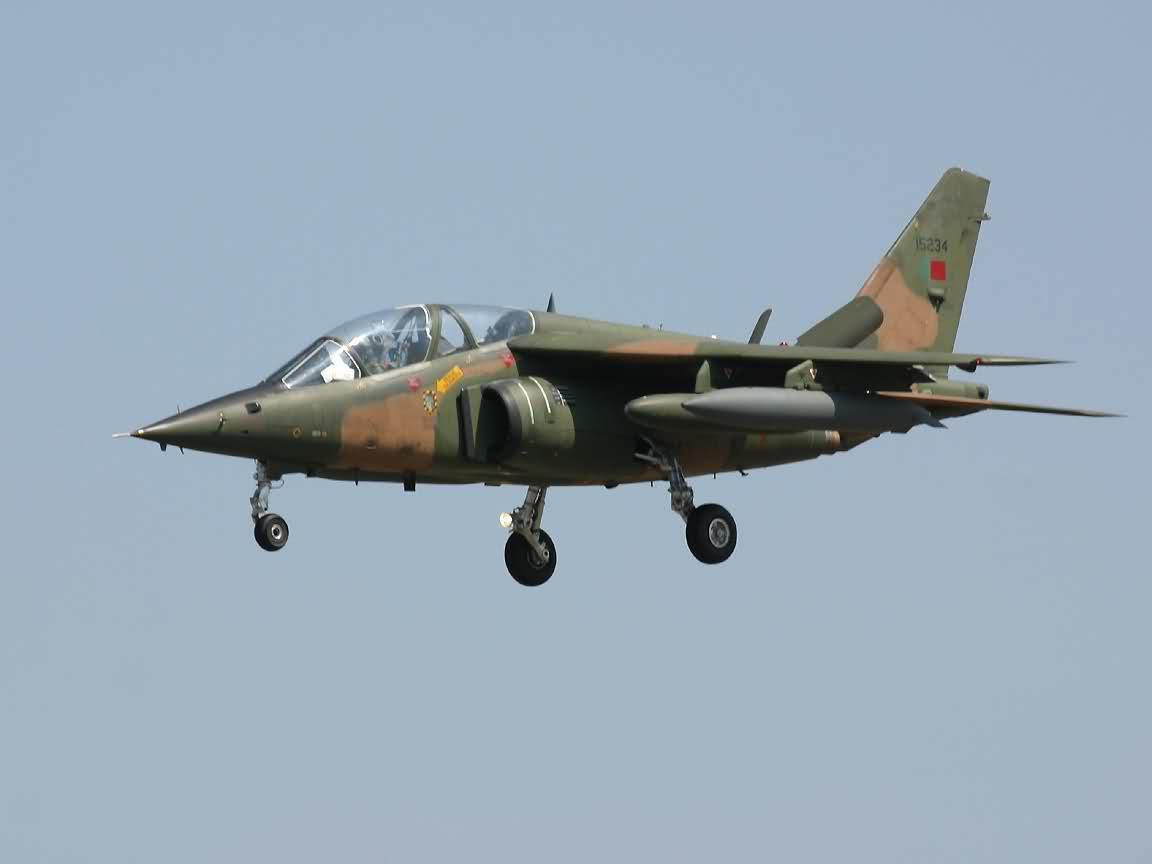 NAF jets strikes, kill many terrorists, destroy their hideouts at Durbada, Borno