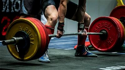 Egyptian weightlifters, weightlifting