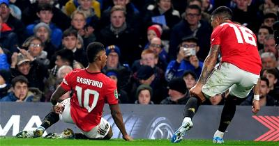 Rashford, United, Chelsea, Carabao Cup