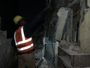 No casualty in Ojuelegba, Lagos storey building collapse
