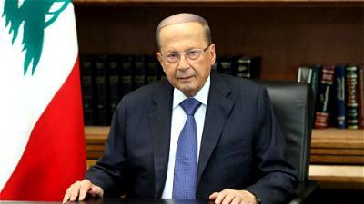 Aoun, Protesters