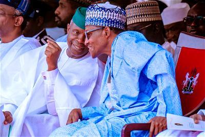 Buhari's legacy, Osinbajo's burden