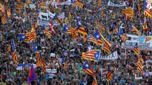 Thousands join Barcelona protests for jailed Catalan leaders