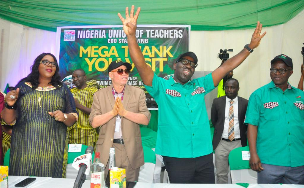I want to be remembered for transforming education in Edo State, says Obaseki