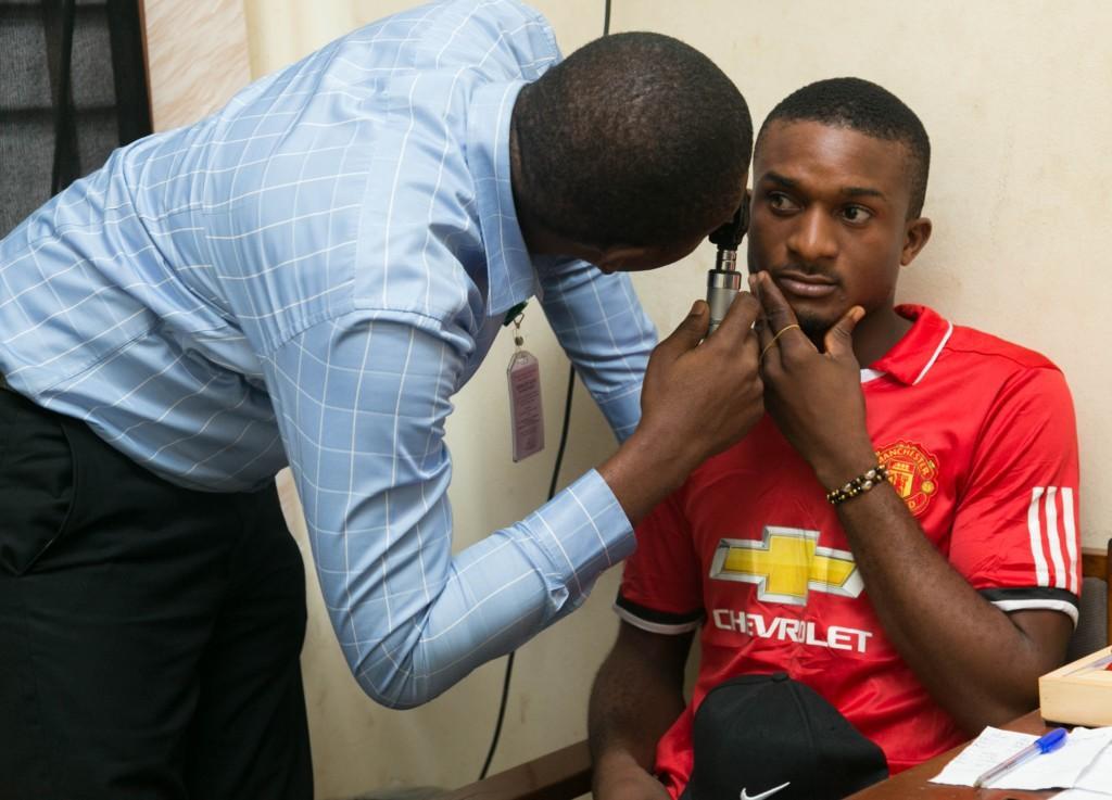 Customers' Service Week: EEDC offers free eye screening to 220 customers