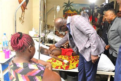 Obaseki flays past govts for abandoning Stella Obasanjo hospital