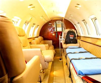 Flying Doctors bags International Assistance Group Accreditation