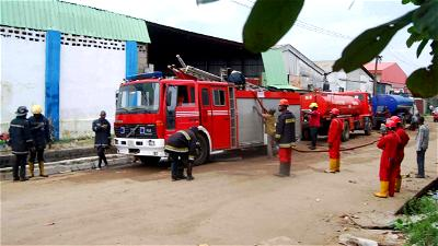 Mob stopped us from accessing Onitsha fire scene —FFS
