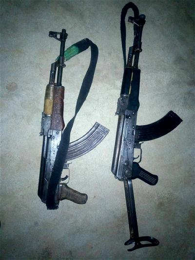Stakeholders strategies to disarm, re-orient repentant terrorists