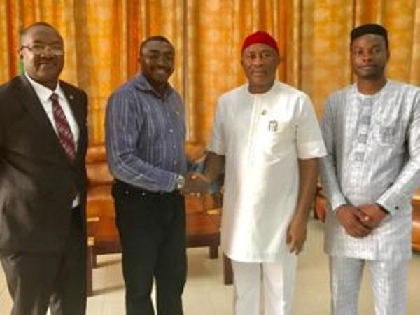 NCF to partner South-East states on environmental conservation, ecotourism