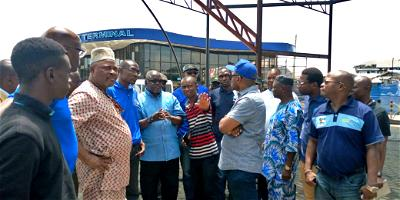 Lagos, taskforce, environmental