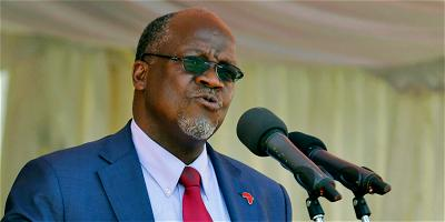 Recovered money to pay for infrastructure ― Magufuli