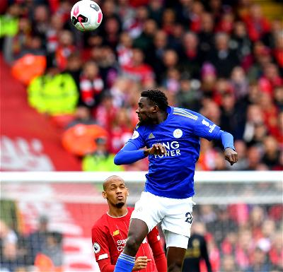 Nigerian star, Ndidi opens up on how criticism has helped his career