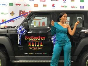 BBNaija Season 4: Innoson presents SUV, names Mercy brand ambassador