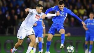 Napoli, Genk, Champions League