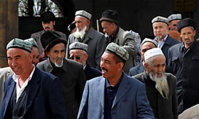 Uighur, China, Muslims