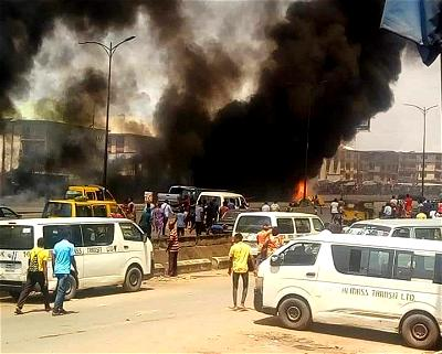 Onitsha fire incident, heartbreaking —Okowa