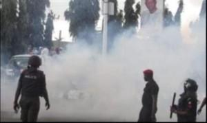 Policeman allegedly suffocates asthmatic patient to death with teargas