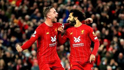 Salah, Liverpool, Chamberlain