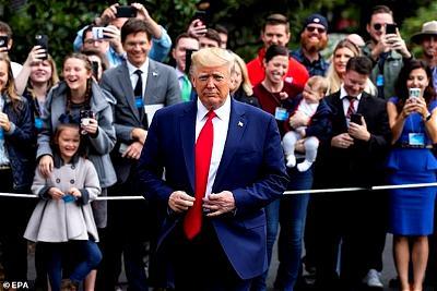 Trump, China, Trade deal