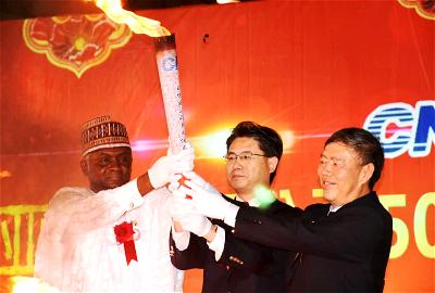Buhari, CNG, foreign investment