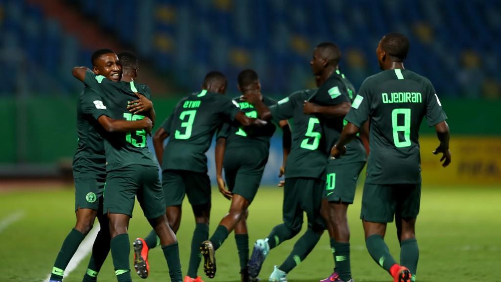 Nigeria, Golden Eaglets, Netherlands, Round of 16