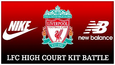 Liverpool, Nike, New Balance, Court, Kit