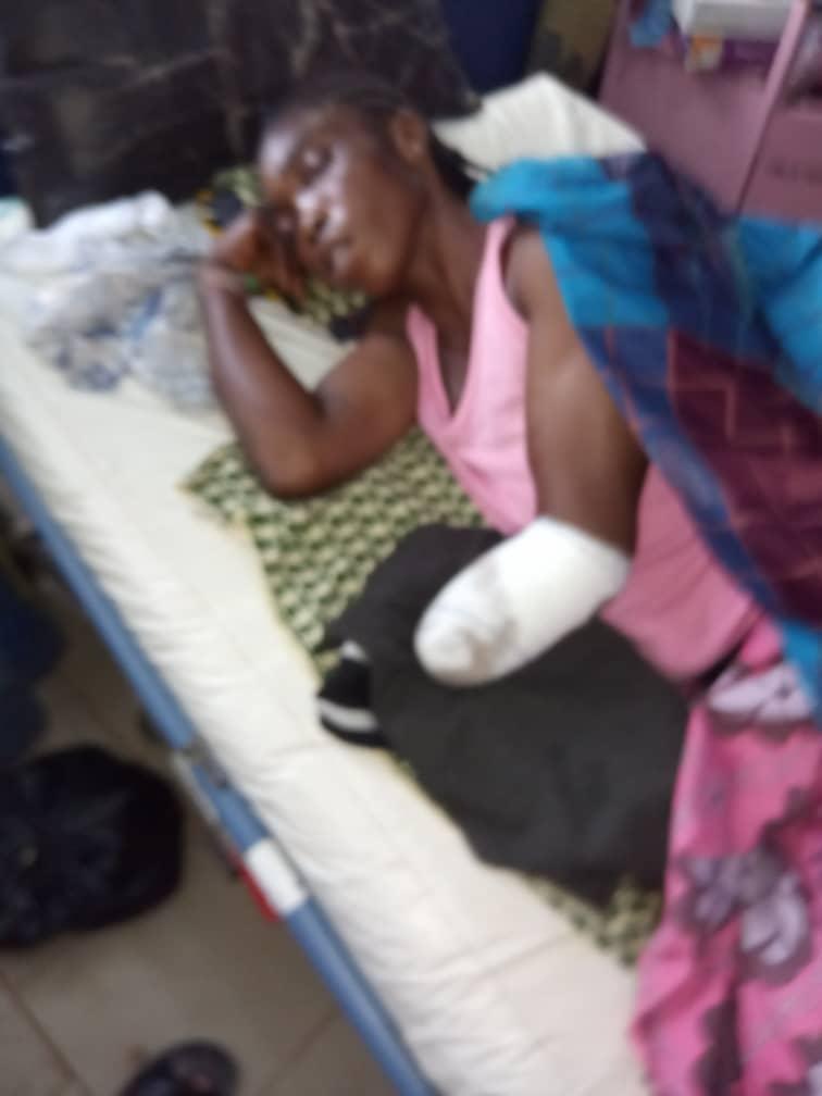 Suspected herdsmen attack Benue woman in her farm, chop off arm