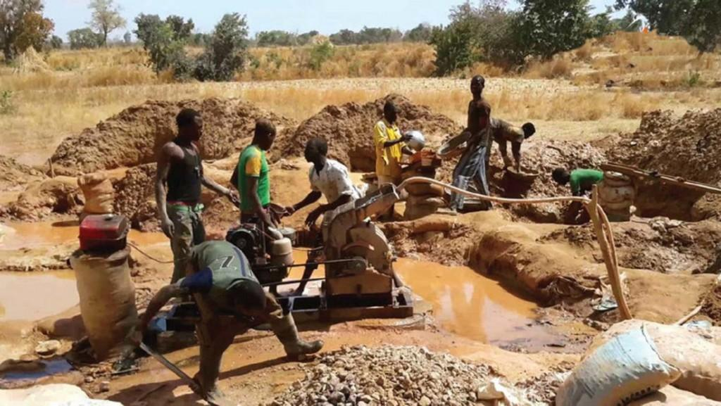Miners association,  FG, investment, mining sector