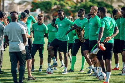 Super Eagles, Benin, 2020 World Cup Qualifiers