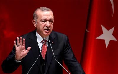 Turkey, Erdogan, Libya, Syria, Russia