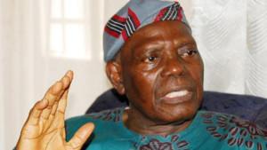 I was shattered by Senator Akinfenwa's death - Chief Bisi Akande