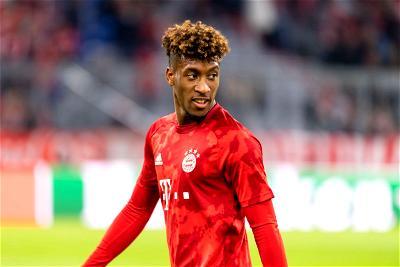 Man City, Bayern, Coman,