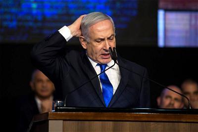 Benjamin Netanyahu, Indictment