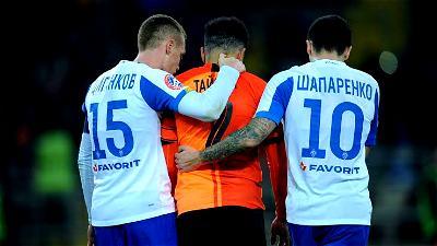 Taison, Shakhtar, Willian, Racism