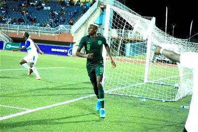 VIDEO: Osimhen, Aribo talk tough ahead of Nigeria, Sierra Leone clash