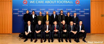VAR, Coaches, UEFA