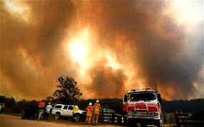 Australia braces for record-breaking summer as bushfires intensify