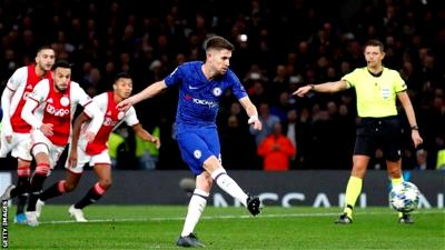 Agent clears the air on possible Jorginho move to Juventus