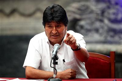 Morales, Bolivia