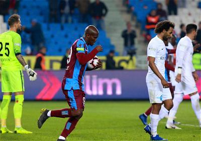 Nwakaeme, Mikel, Trabzonspor
